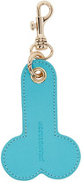 J.W.Anderson Blue Penis Keychain