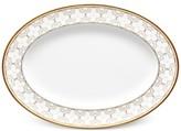 Noritake Trefolio Gold Dinnerware Collection