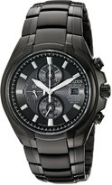 Citizen Men's Eco-Drive Titanium Watch Grey CA0265-59E