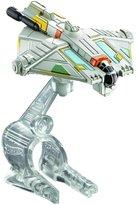 Hot Wheels Star Wars Starship Rebel Ghost Vehicle