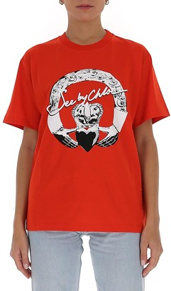 See by Chloe Logo T-Shirt