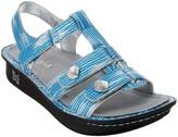 Alegria Leather Multi-Strap Sandals w/ Backstrap - Kleo