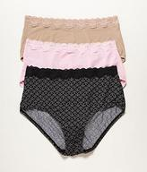 Olga Without A Stitch® Brief 3-Pack