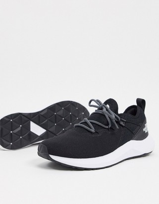 The North Face Surge Highgate sneaker in black