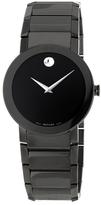 Movado Men's Sapphire Stainless Steel Swiss Watch