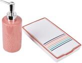 Thumbnail for your product : Seventh Studio Multi Stripes 3-Piece Guest Bath Napkin Set Bedding