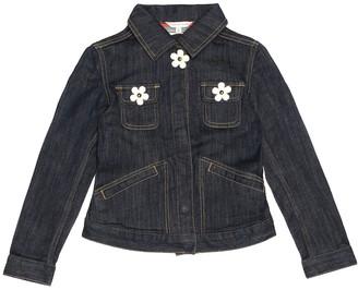 Little Marc Jacobs Stretch cotton-blend denim jacket