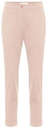 Etro Mid-rise stretch-cotton pants