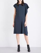 Jil Sander Cosmopolitan crepe dress