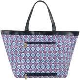 "Tommy Bahama Honolulu 15"" Diamond Tile Tote Bag"