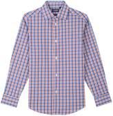 Chaps Boys 8-20 Button-Down Plaid Shirt