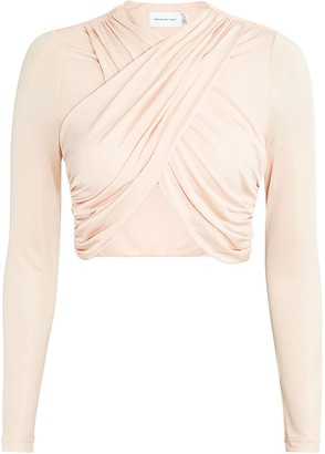 Significant Other Arta Twist Crop Top