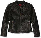 S'Oliver Girl's in Lederoptik Jacket