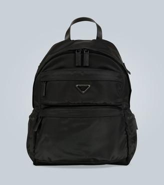 Prada Exclusive to Mytheresa - technical fabric backpack