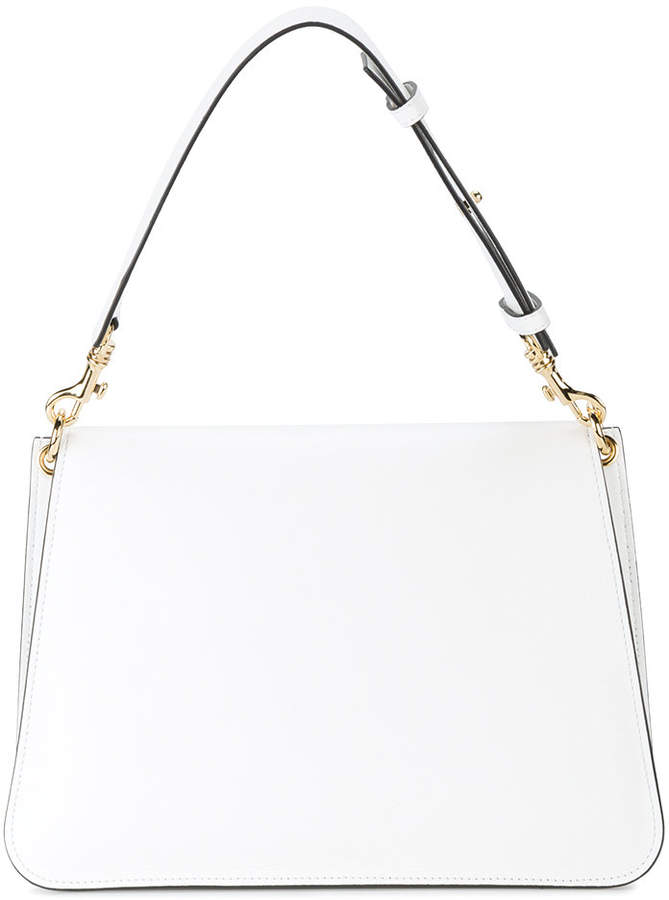 J.W.Anderson White Pierce Medium shoulder bag