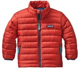 Patagonia Toddler Boy's Windproof & Water Resistant 600-Fill Power Down Sweater Jacket