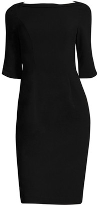 Black Halo Nuelle Sheath Dress