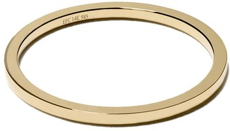 Ef Collection 14kt Yellow Gold Eternity Band