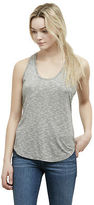 Kenneth Cole Striped Racerback Tank