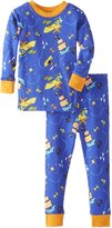 New Jammies Little Boys' Pirate's Ocean Organic Cotton Pajamas
