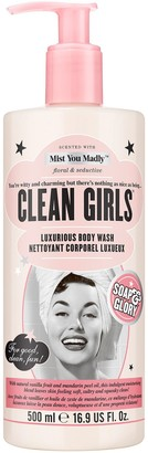 Soap & Glory Mist You Madly Clean Girls Body Wash