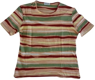 Missoni Pink Cotton Top for Women