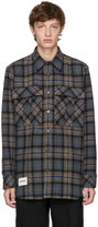 Stella McCartney Multicolor Wool Check Jacket