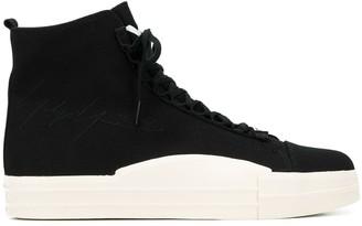 Y-3 Yuben high-top sneakers