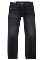 Polo Ralph Lauren Varick Indigo Straight-leg Jeans