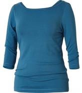 Royal Robbins Women's Kickback To Front 3/4 Sleeve Tee
