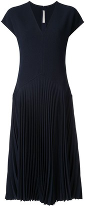 Dion Lee Annex pleat dress