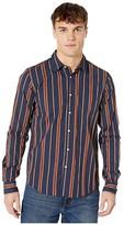 Scotch & Soda Regular Fit - Shirt in Seasonal Yarn-Dyed Stripe (Combo C) Men's Clothing