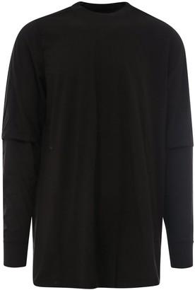 Rick Owens Layered Sleeve T-Shirt