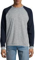 Rag & Bone Standard Issue Colorblock Raglan-Sleeve Baseball Shirt