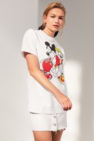 Fila + UO Mickey + Minnie Short Sleeve Disney Tee
