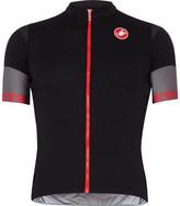 Castelli Entranta 2 Cycling Jersey - Black