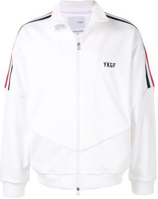 Yoshio Kubo Panelled Sports Jacket
