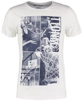 Tom Tailor Denim Print Tshirt Slightly Creamy