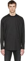DSQUARED2 Black Poplin Shirt