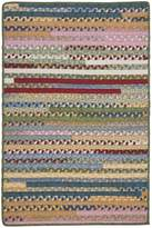Colonial Mills MM04R060X096B Market Mix Rectangle Braided Area Rug