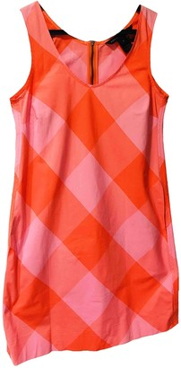 Marc by Marc Jacobs Pink Polyester Dresses
