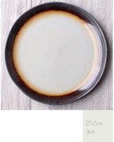 Yvonnelee Porcelain Dinnerware Plate for Appetizer Dessert Salad, Snack Sushi Fruit