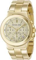 Michael Kors Watches Michael Kors Ladies Gold Chronograph