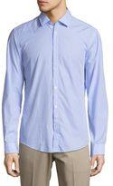 HUGO BOSS Nemos Cotton Casual Button-Down Shirt