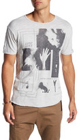 Kinetix Love Lost Front Graphic Print Tee