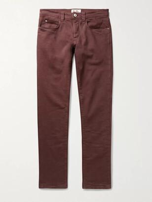 Loro Piana Slim-Fit Rain System Denim Jeans