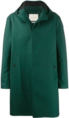 MACKINTOSH Clarkston hooded coat