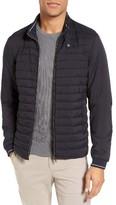 Herno Men's Matte Quilted Jacket
