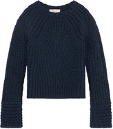 Paul & Joe Knitted Cropped Jumper