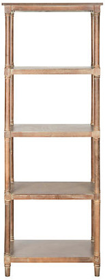 One Kings Lane Ollie Bookcase - Natural